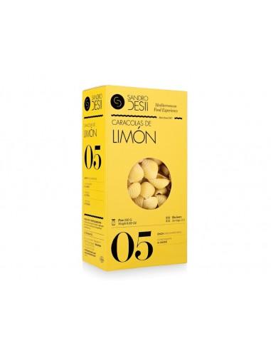 Caracolas de limón