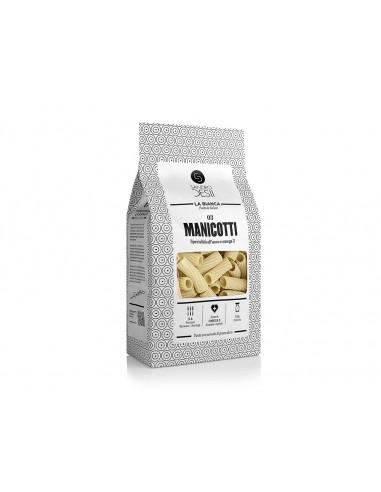 Manicotti con Omega3 de origen vegetal